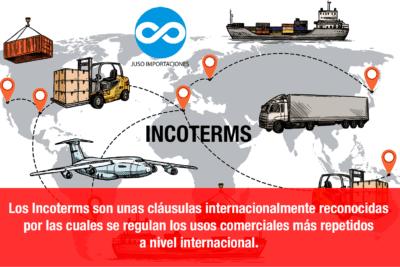 Agencia Aduanal INCOTERMS