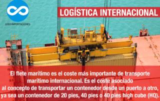 Agencia Aduanal Juso Impo México logística internacional