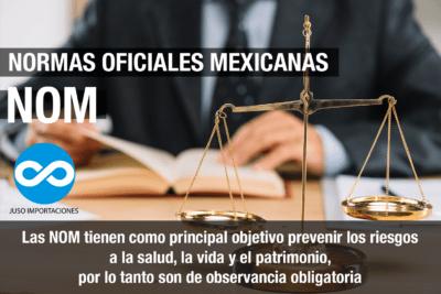Agencia Aduanal Juso Impo México NOM