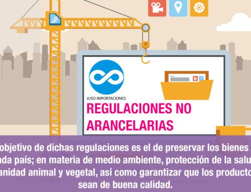 REGULACIONES NO ARANCELARIAS