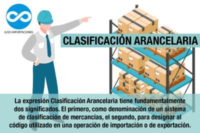 Agencia Aduanal Clasificación Arancelaria