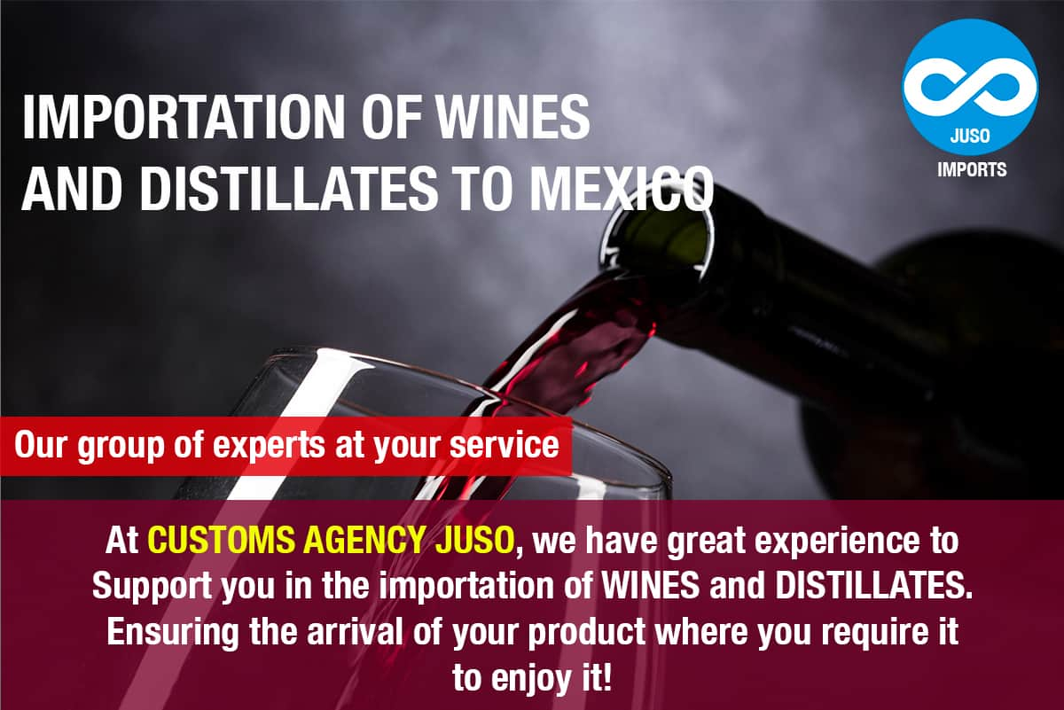 Importation of Wine to Mexico